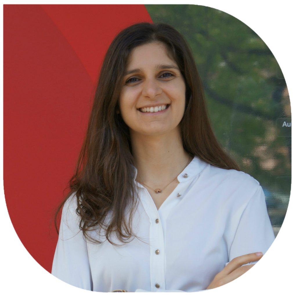 Gabriela Fonseca | Fisioterapeuta e Responsável de Equipa
